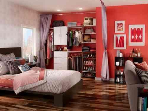 Mais de 1000 ideias sobre chambre avec dressing no for Rideau pour chambre a coucher