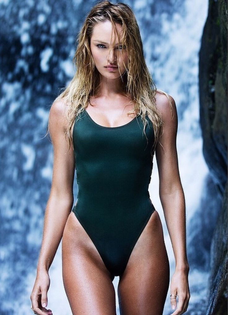 Candice Swanepoel for Victoria's Secret Swim 2015 in ... - photo #22