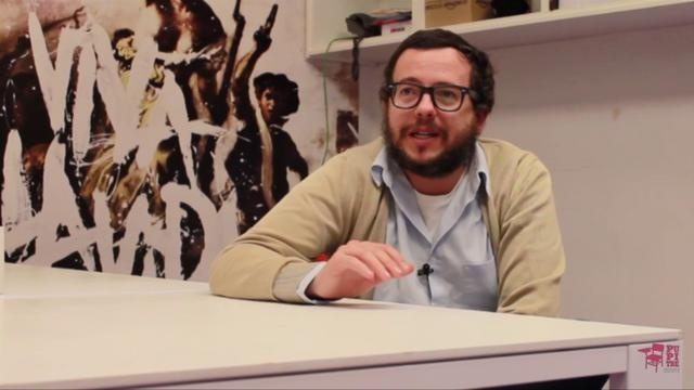 Juan Sevilla - Director Creativo de LOLA Madrid. Video by PUPITRE estudios creativos.