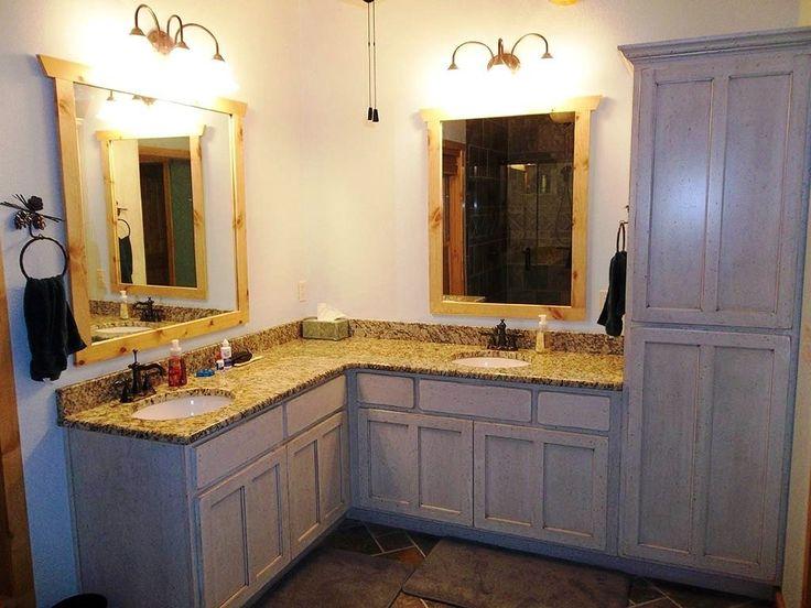 Best Corner Bathroom Vanity Ideas Only On Pinterest Corner