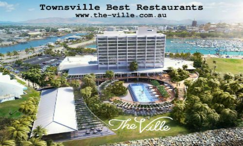 Enjoy some of the best dining options in Townsville at The Ville's award winning and townsville best restaurants. Our different dining options fit any occasion which provide you relaxed dining experience. For more information : http://www.the-ville.com.au/dine/