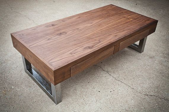Walnut Edged Walnut Plywood With Danish Oil And Wax