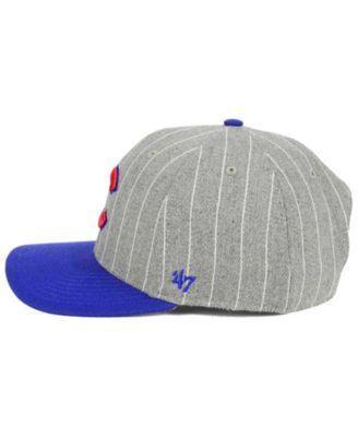 '47 Brand Chicago Cubs Holbrook Cap - Gray Adjustable