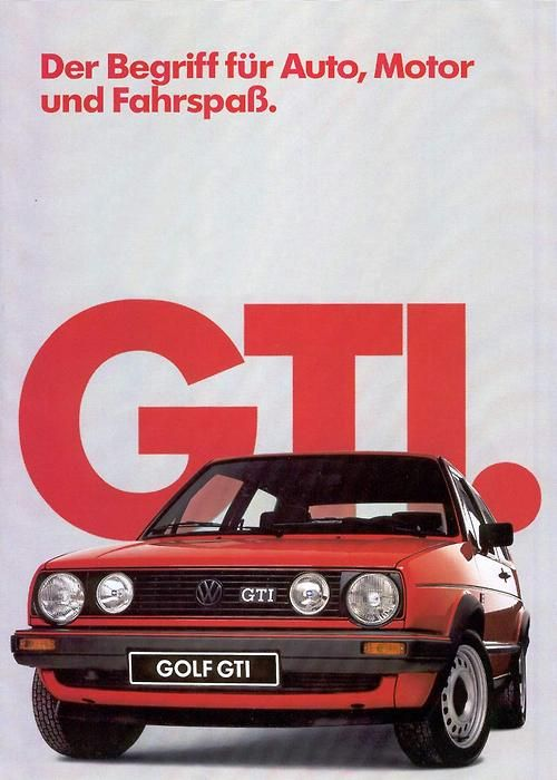 1985 Volkswagen Golf GTI