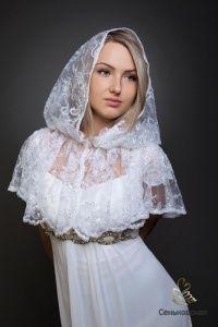 Донской платок Юлии Сеньковской: купить платок на голову в церковь