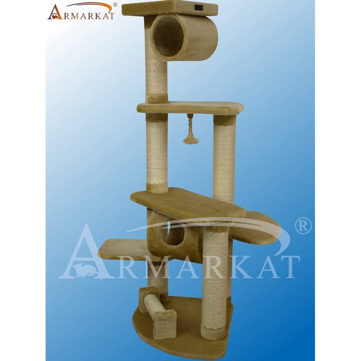 Have to have it. Armarkat Cat Jungle Gym Pet Furniture Condo Scratcher - A7463B $99.99