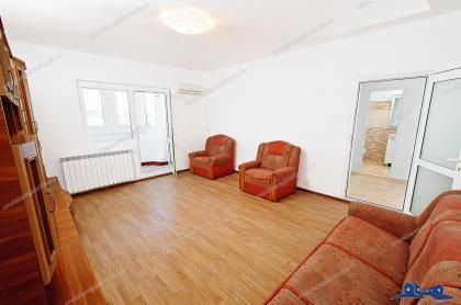 Apartament o camera de inchiriat in Galati, Micro 21, centrala termica, AC, sup. 43 mp