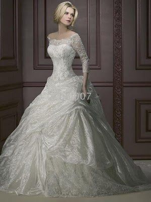 18 best Bridal dress images on Pinterest | Wedding dressses, Bridal ...