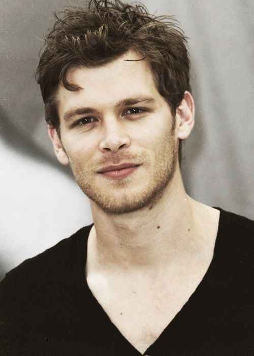joseph morgan. perfection.