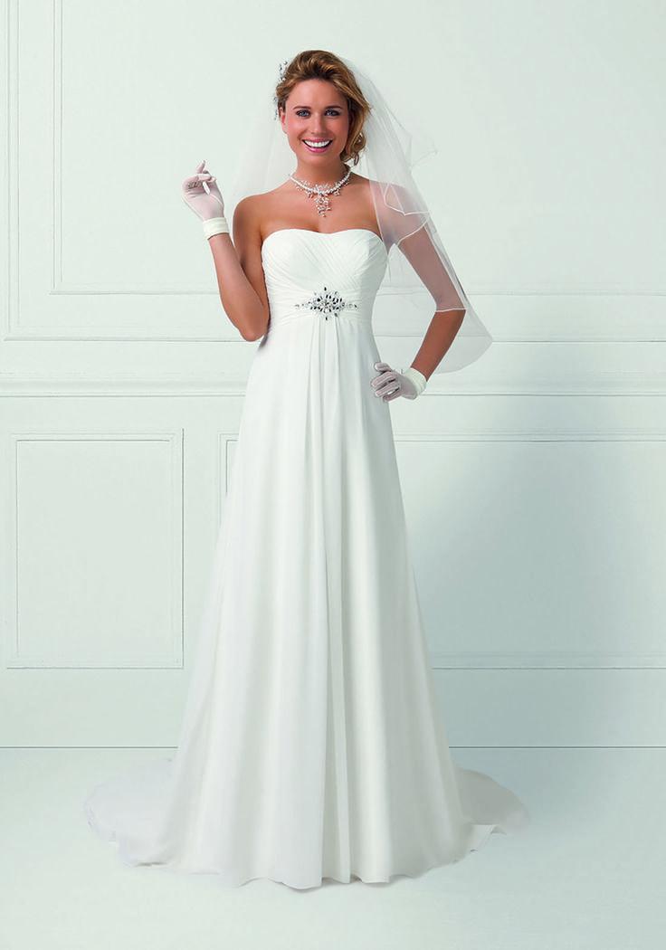 Robe de mariée : Relax. Les Mariées de Talia