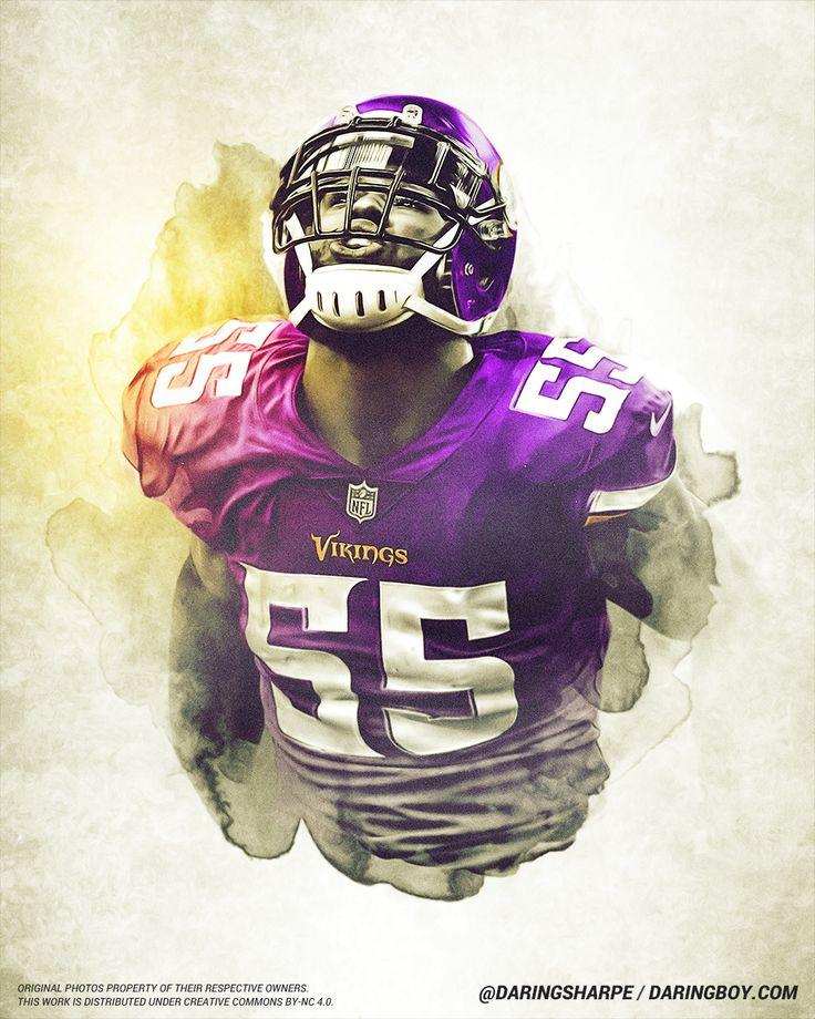 Anthony Barr, Minnesota Vikings Minnesota vikings