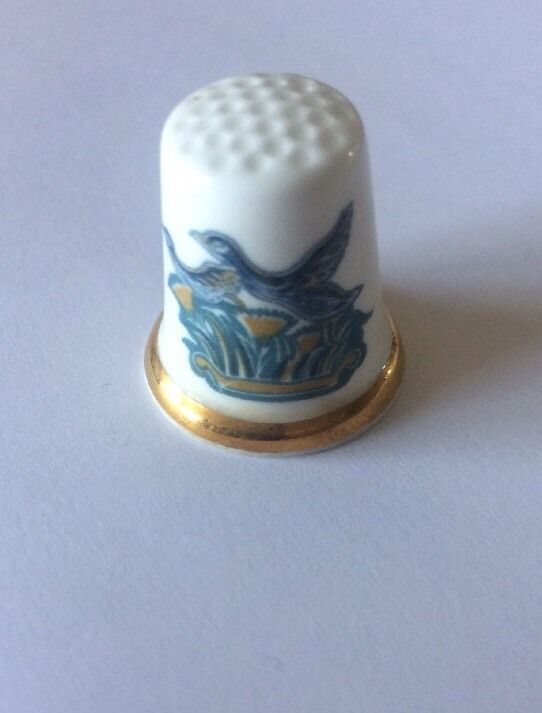 Wedgwood Museum Collection Thimble Geese Number 14 TCC Collectors Club | eBay