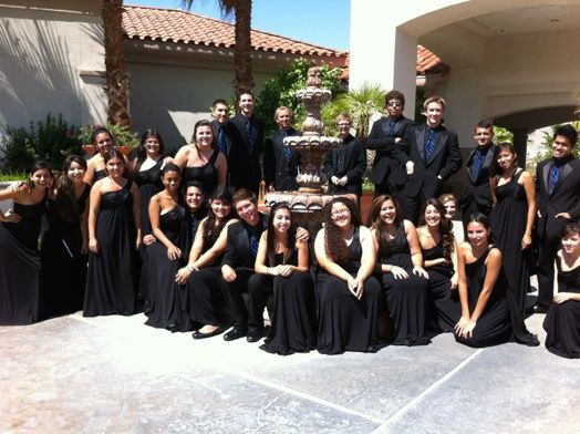 May Lee and the Cathedral City High School Choir from Cathedral City, CA Check out their online videos at http://www.youtube.com/watch?v=TH4t9YZIBuQ&list=PLXq1bk0UETOACSrh5u4E0nH9wrZkO6UUq&feature=share&index=12