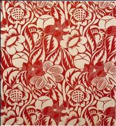 """Raoul Dufy    1877-1953    """"My eyes were made to efface what is ugly."""": Raoul Dufy, Floral Prints, Dufy Fabrics, Deco Prints, Red Flowers, Design Patterns, Textiles Design, Fabrics Textiles, Fabrics Design"""