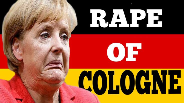 Mass RAPE in Cologne Germany : Refugees STILL Welcome!