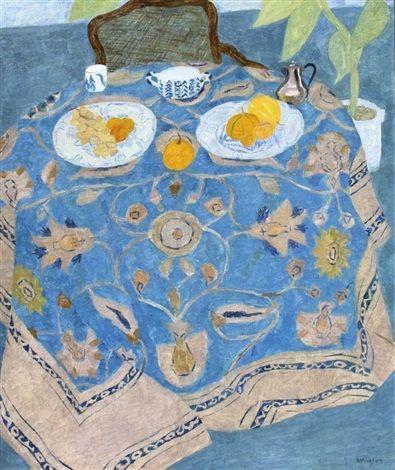 La nape bleue by Pierre Boncompain                                                                                                                                                     More