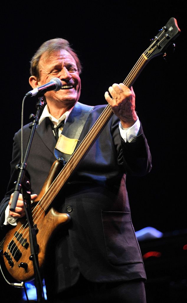 "Jack Bruce, Bassist, former member of Cream with Eric Clapton and Ginger Baker, died at his home in Suffolk, England. As the bassist for one of rock's earliest supergroups, he helped create the tracks ""Sunshine of Your Love,"" ""White Room"" and ""SWLABR."" He was 71. (October 25th)"