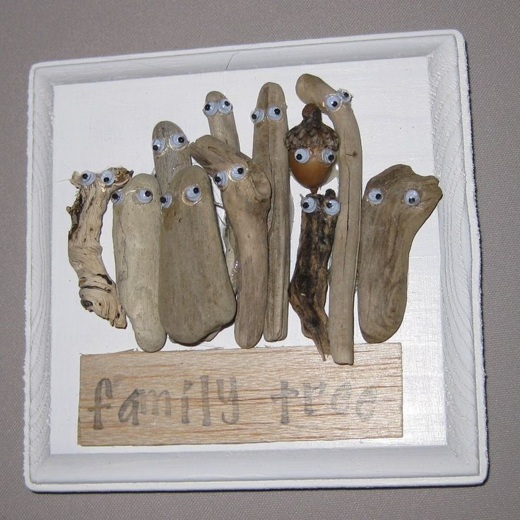 Glass and Driftwood Art | Like this item?