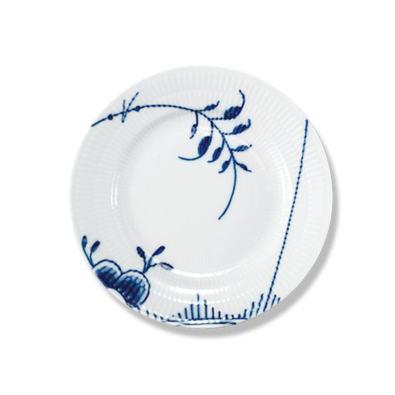 Plate, 17cm, design no. 2. From my parents, July 2014.