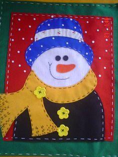 Resultado de imagen para individuales navideños en patchwork