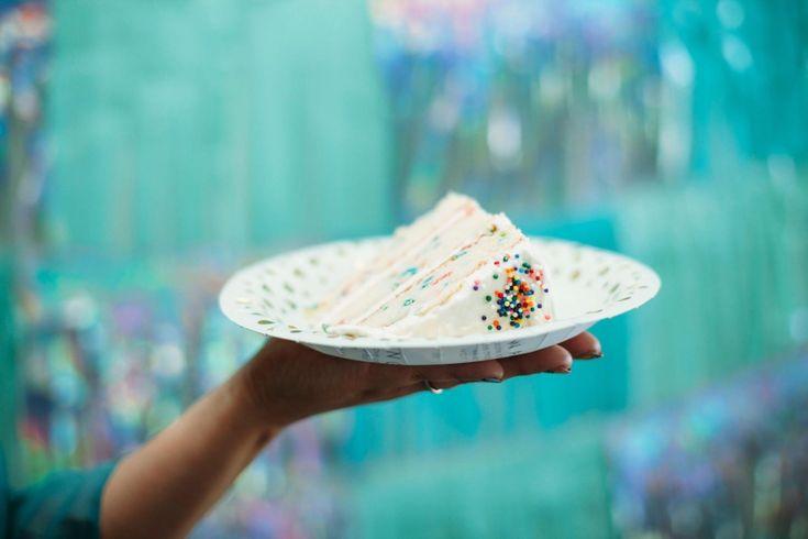 Bravo à six ans   6ème fête d'anniversaire du blog Funfetti Cake   La vie avec ciera   – ● Life with Ciera ●