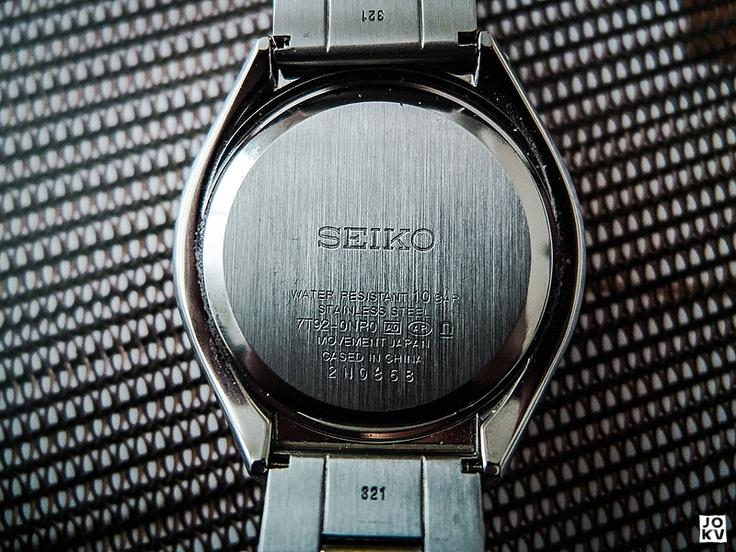 Seiko SCEB009 Bullhead