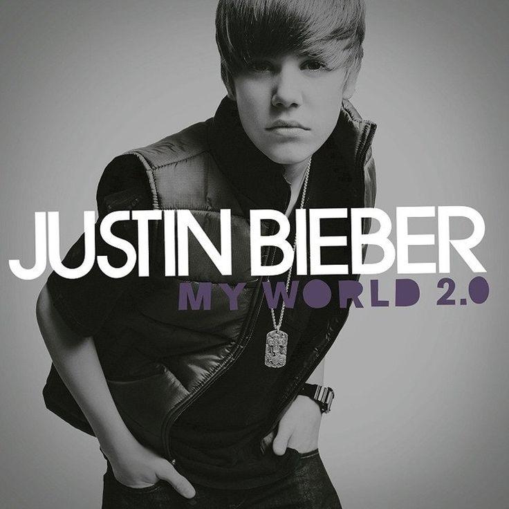 Justin Bieber - My World 2.0 on LP
