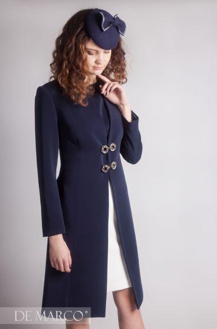 764c2d0459 komplet sukienka z płaszczem De Marco 😊👌❤❤❤
