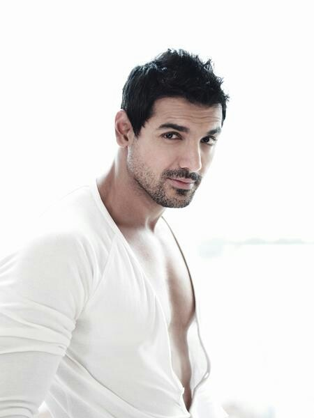 John Abraham...handsome man!