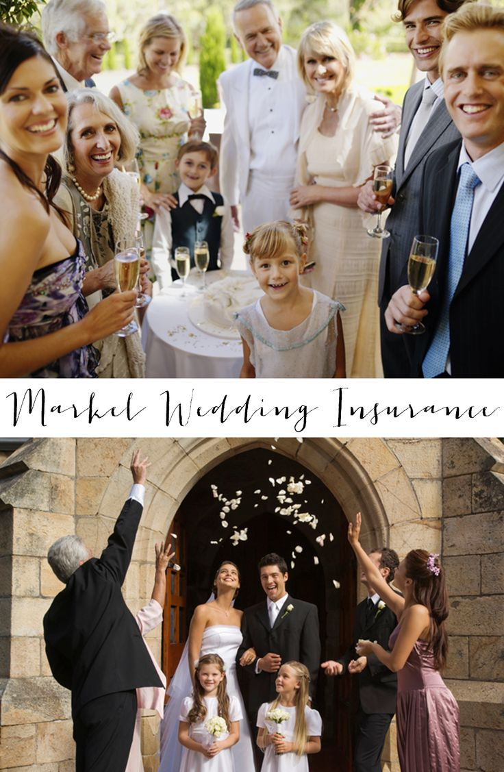 Markel Wedding Insurance Can Help Protect You Financially Against The Unforeseen Because When