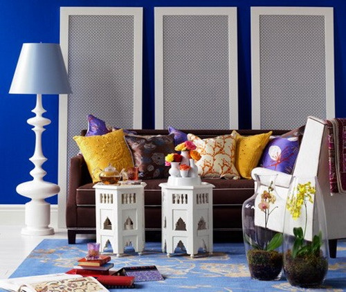 Best 25 modern moroccan decor ideas on pinterest - Moroccan themed living room ideas ...