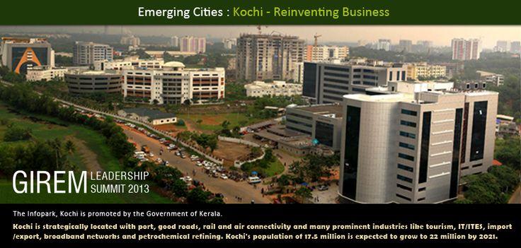 The Infopark - Kochi
