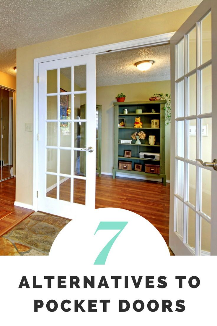 French Door Is A Brilliant Alternative To Pocket Doors Because It