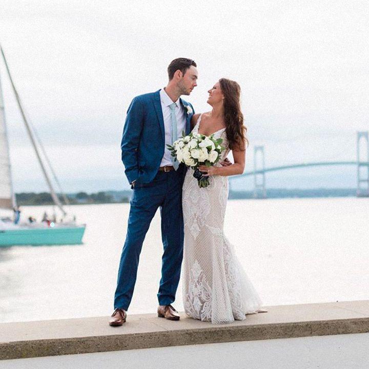 Gurneys newport offers an wedding