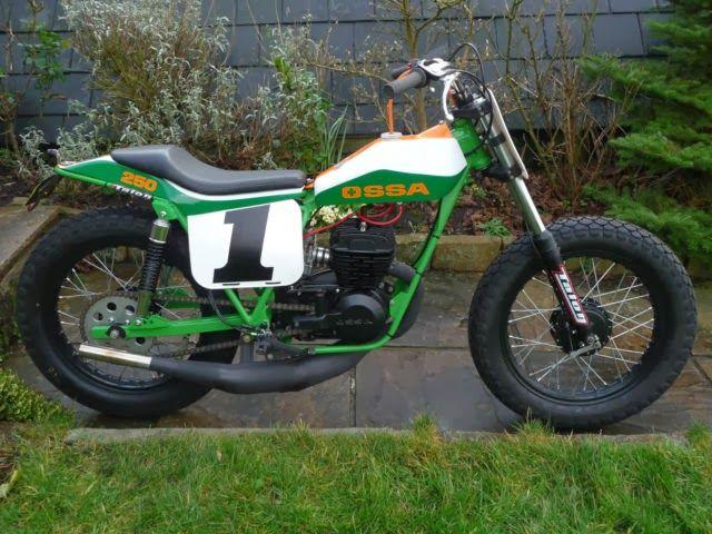 250cc Ossa Champion Bikes Pinterest Flat Track Motorcycle