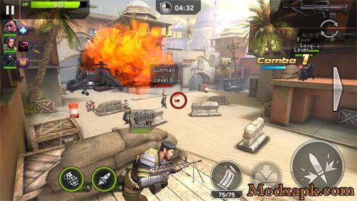 RIVAL FIRE Android lánzate al mejor juego de disparos con cobertura para móviles. Domina en duelos en tiempo real, batallas en el modo de supervivencia.