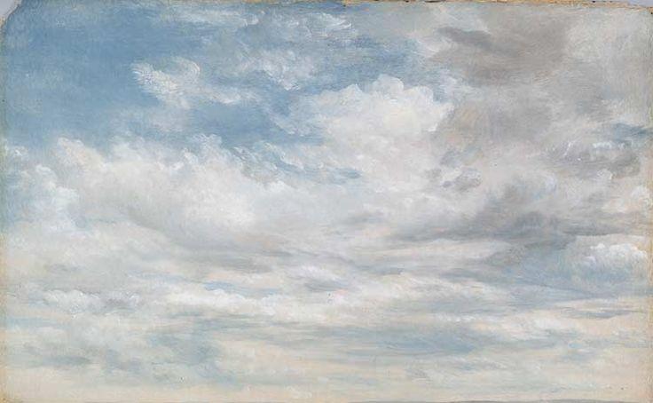 John Constable, Clouds 1822
