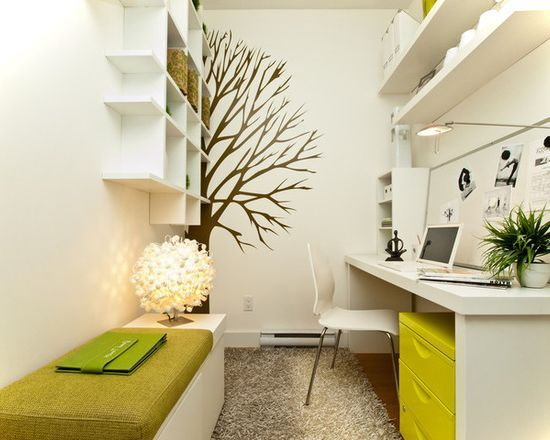 Beautiful Contemporary small Home Office