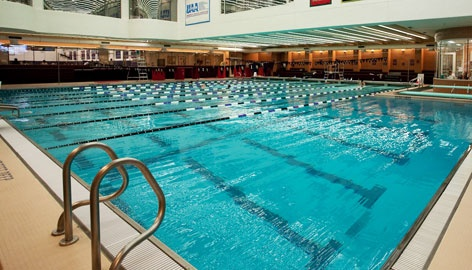 The palladium natatorium new york university swimming pinterest swim places and the o 39 jays for University of york swimming pool