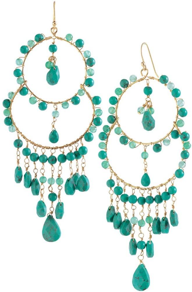 95 best Chandelier earrings images on Pinterest | Chandelier ...