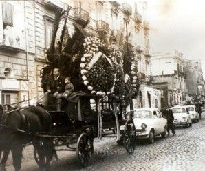 Funerale a Palermo