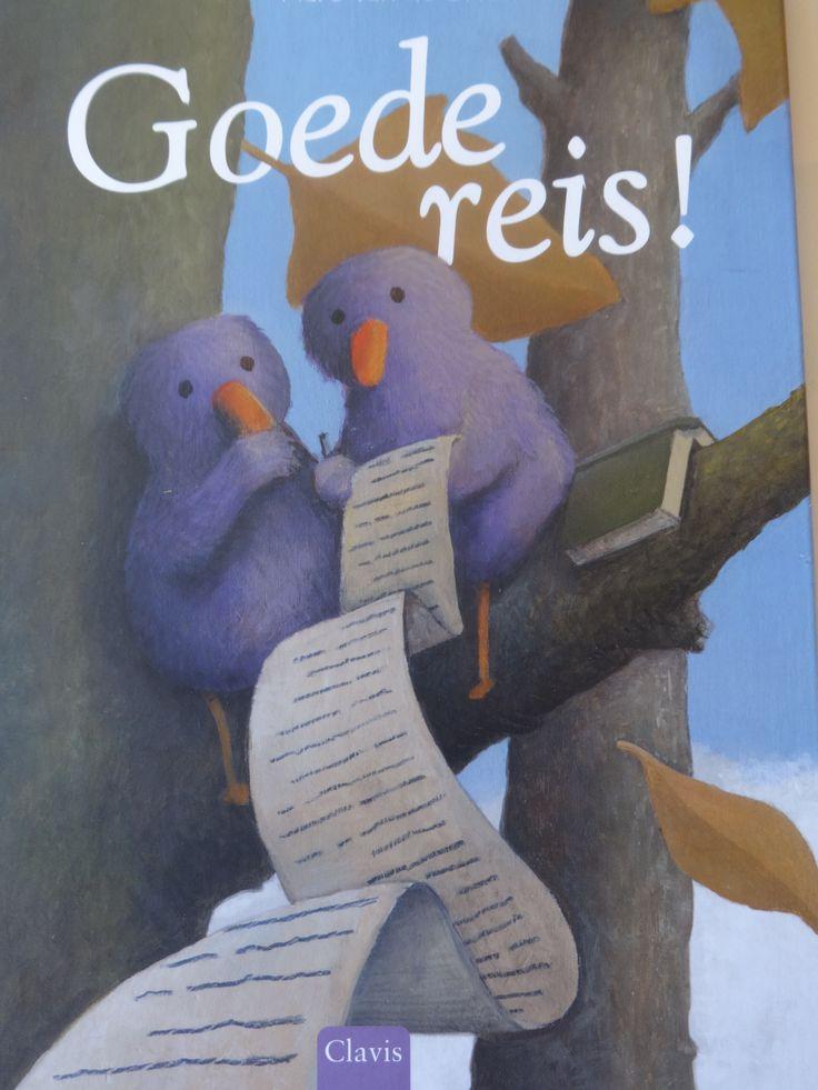 Dit boekje wordt tijdens de voorleesweek in de tweede kleuterklas voorgelezen.    Er werd materiaal voor de vertreltafel rond dit boek gemaakt