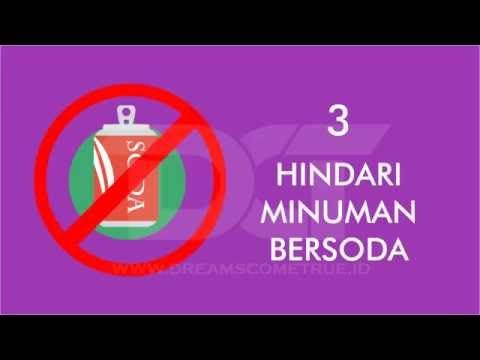 4 Tips Ampuh Menambah Tinggi Badan Secara Cepat - YouTube