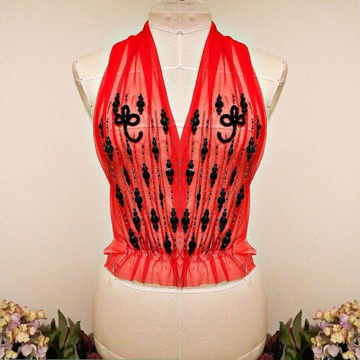 Mannequin mock up. #tulle #embroidery #couture #mockup #mannequin #mooshi #hautecouture #crochetdeluneville #luxury #halterneck #sheer #nude #oliviatorma #emergingdesigner #brisbane #fashiondesigner #handmade bespoke #style #redcarpet #dapper