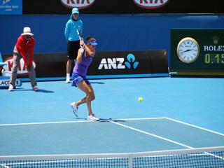 Australian Open tennis tournament