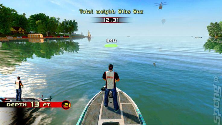 Screens: Rapala Pro Bass Fishing - Wii (6 of 6)