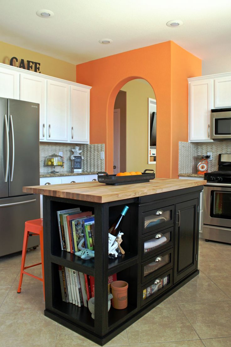 diy kitchen island recycled from my children s changing table black kitchen island sw 6258 on kitchen island ideas kids id=39811
