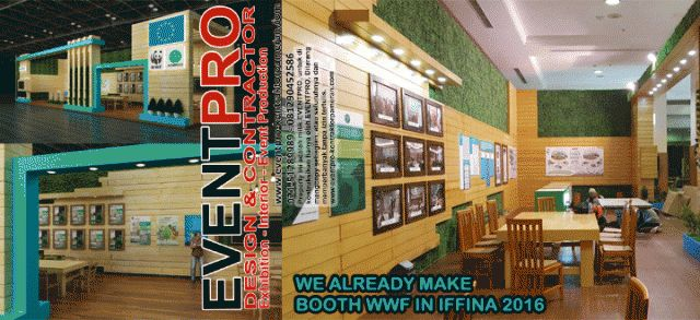 Eventpro, an exhibition contractor in Jakarta, provides manufacturing booth services. You can contact us through our hotline at: 081212103386. http://jasabuatbooth.com/