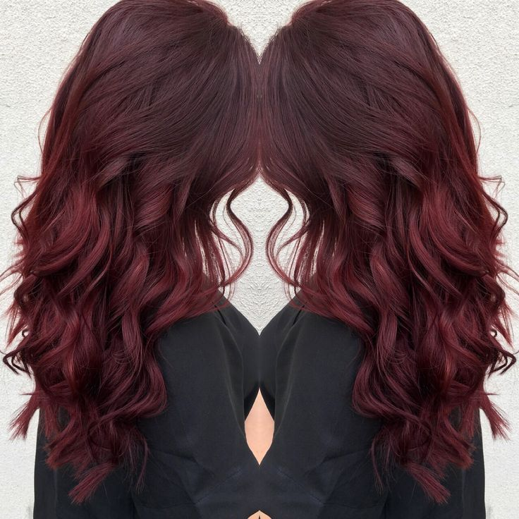 Ruby red hair! More - Looking for affordable hair extensions to refresh your hair look instantly? http://www.hairextensionsale.com/?source=autopin-pdnew