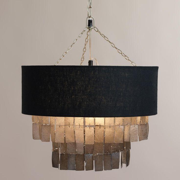 23 best Lamps capiz images on Pinterest | Shells, Light ...